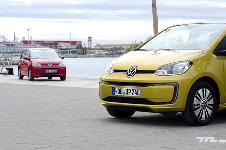 El Volkswagen Up! eléctrico triunfa en Alemania: uno de cada dos pedidos corresponde al pequeño electrificado