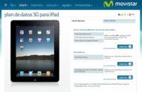 Movistar ya permite reservar su Microsim para el iPad 3G