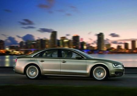 Precios del Audi A8 y análisis de sus competidores