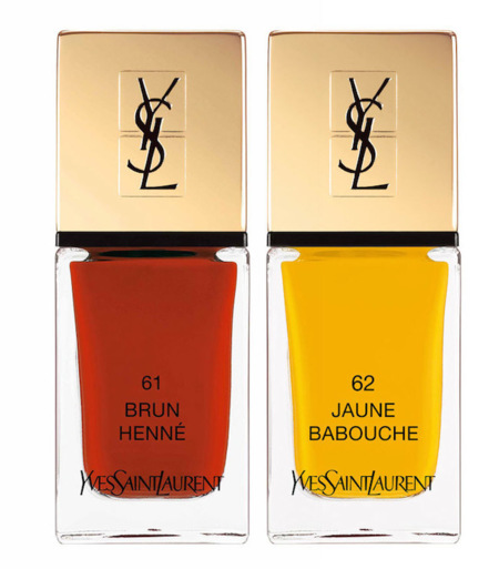 Ysl Saharienne Makeup Collection For Summer 2015 Nails