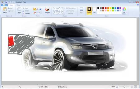 Renault no sabía que quería el Oroch hasta que alguien lo trazó en Paint