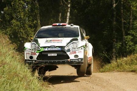 Los noruegos del WRC se quedan sin presupuesto