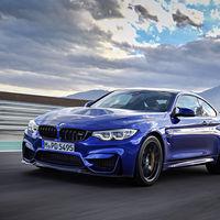 BMW M4 CS, uno de los más esperados al fin ha llegado, y sí, es más bestia que un M4 común