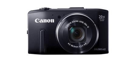 PowerShot SX280 HS y SX270 HS, las nuevas compactas ultrazoom de Canon