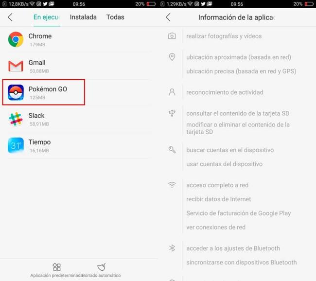 Pokemon Go detect malware
