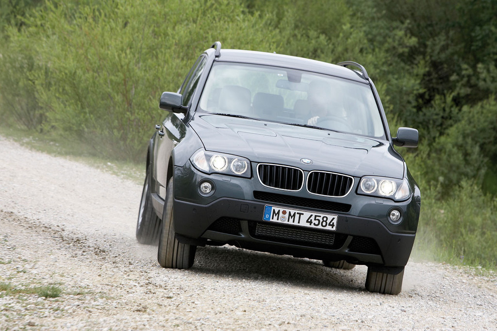 Foto de BMW X3 con EfficientDynamics (31/71)