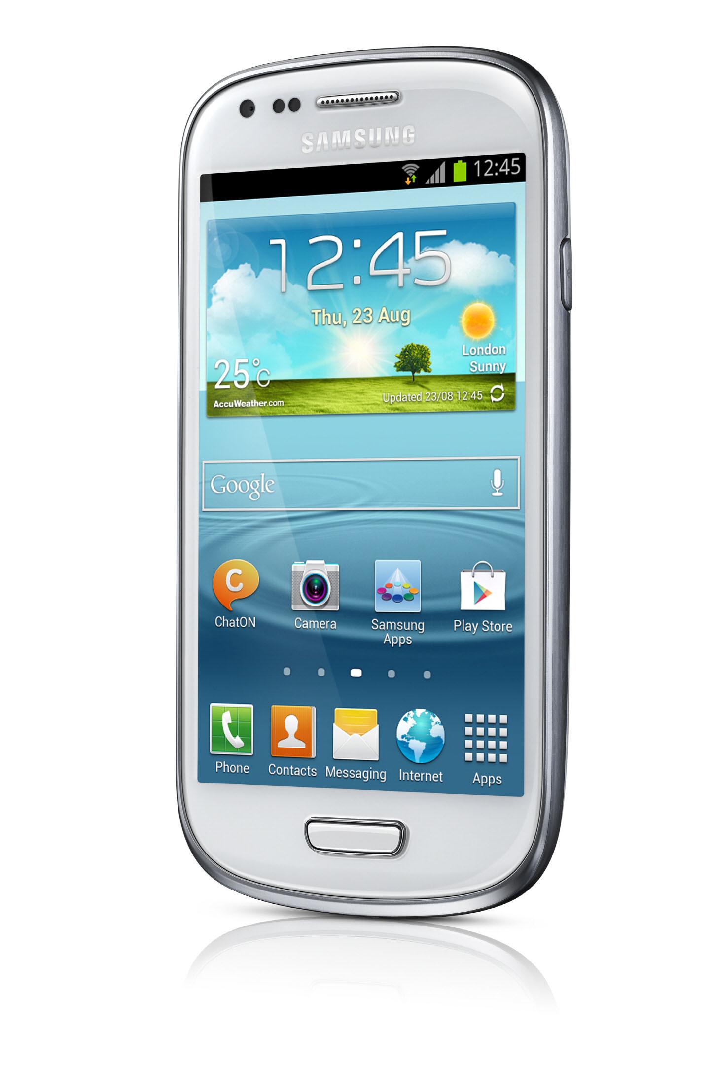 Foto de Samsung Galaxy SIII Mini (5/8)