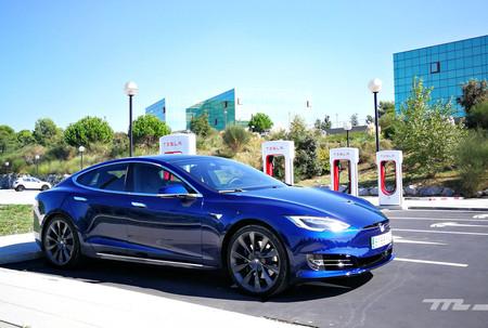 Supercargador Tesla Sant Cugat