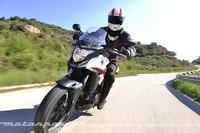 Honda CB500X, prueba (características y curiosidades)