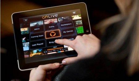 OnLive lleva sus juegos a las plataformas móviles Android y iPad