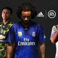 FIFA 19 y Adidas presentan las nuevas equipaciones del Real Madrid, el Bayern, la Juventus y el Manchester United