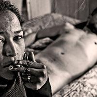 'Prostitución. Retratos de una vida en la calle', la vida de las meretrices en los ojos de Rubén García