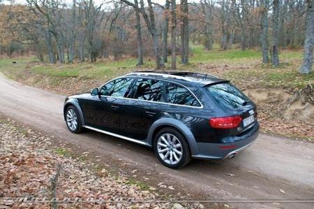 Audi A4 Allroad 3.0 TDI, miniprueba (parte 1)