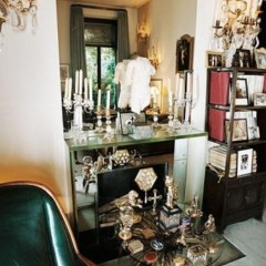 Foto 11 de 17 de la galería casas-de-famosos-yves-saint-laurent en Decoesfera