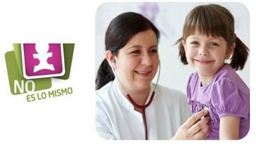 """""""No es lo mismo"""", campaña por las especialidades pediátricas"""