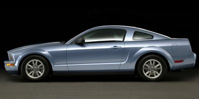 Exito espectacular del Ford Mustang