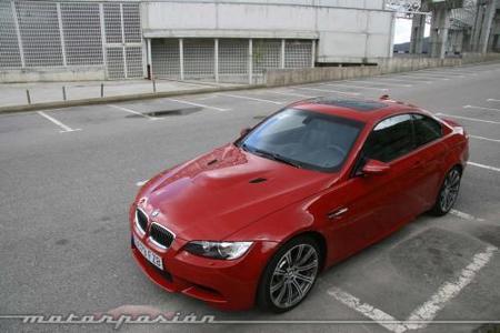 BMW M3, prueba (parte 1)