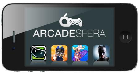 Arcadesfera: lanzamientos de la semana (XXVI)