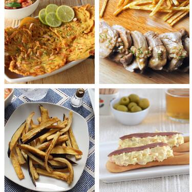 13 recetas de barra de bar de toda España para el picoteo del finde y no echarlos (tanto) de menos