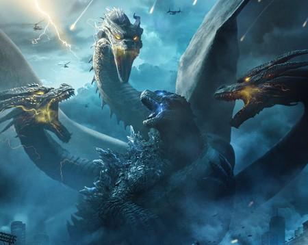 Taquilla: Godzilla se come a Aladdin a pesar de su decepcionante estreno en Estados Unidos