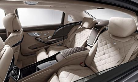 Mercedes Maybach Clase S Primeras Imágenes