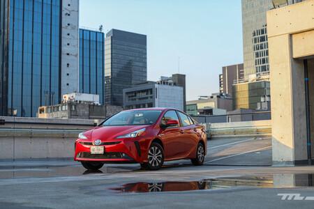 Toyota Prius Prueba De Manejo Opiniones Mexico 6