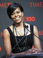 El nuevo corte de pelo de Michelle Obama: a lo garçon