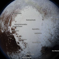 ¿La Tierra se te queda pequeña? Ahora Google Maps te deja explorar Marte, Plutón y otros planetas