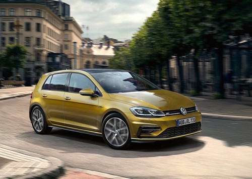 Volkswagen Golf 2017: Ahora se controla con gestos, estrena motores y mucho más, de verdad