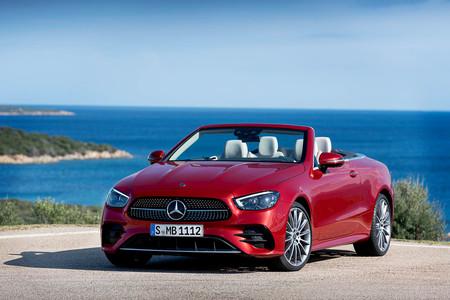 Prioridad al diésel. El Mercedes-Benz Clase E se pone al día con un lavado de cara que incluye motores nuevos y mild hybrid