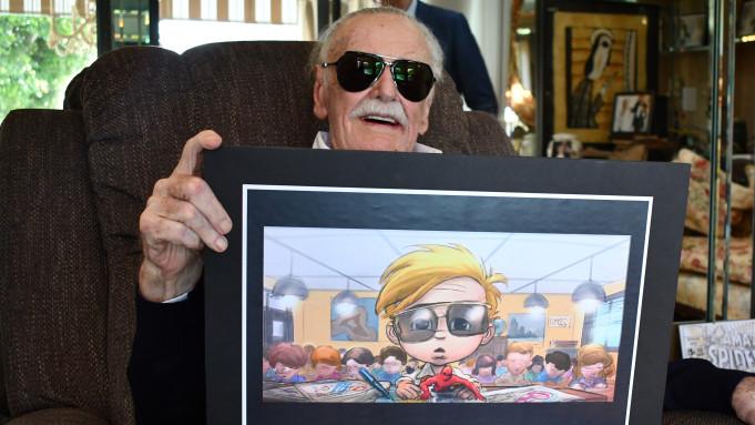 El gran Stan Lee será el protagonista de su propia serie animada: 'The Amazing Stan'