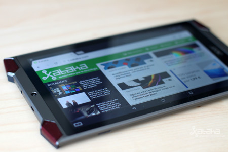 Acer Predator 8, análisis: diferenciarse a través del gaming no es suficiente