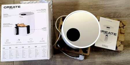 Fryer Air Caja 1