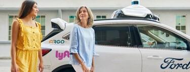 Ford lanzará vehículos autónomos a finales de año en alianza con Argo AI y Lyft