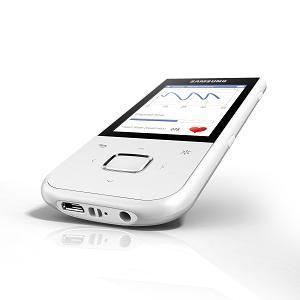 Samsung MyFit, reproductor portátil que vigila nuestro estado de salud