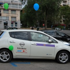 Foto 2 de 9 de la galería ii-marcha-vehiculo-electrico-en-madrid en Motorpasión