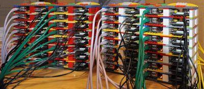 La Raspberry Pi y unas piezas de Lego se pueden convertir fácilmente en una supercomputadora