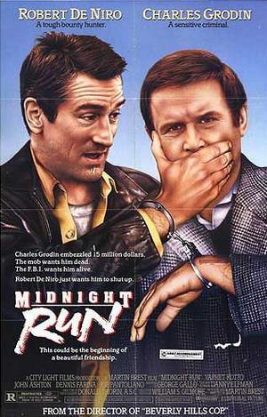 Robert De Niro protagonizará una secuela de 'Huida a medianoche'
