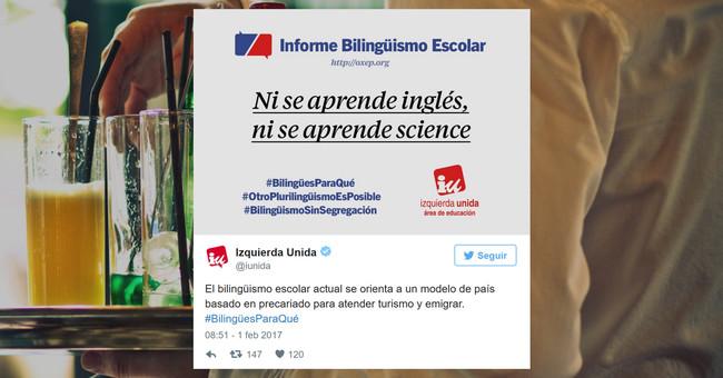 Sí, el bilingüismo puede segregar en las escuelas. Pero sigue siendo clave para el futuro de los alumnos