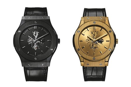 Hublot Classic Fusion Shawn Carter , la nueva edición limitada de la firma relojera