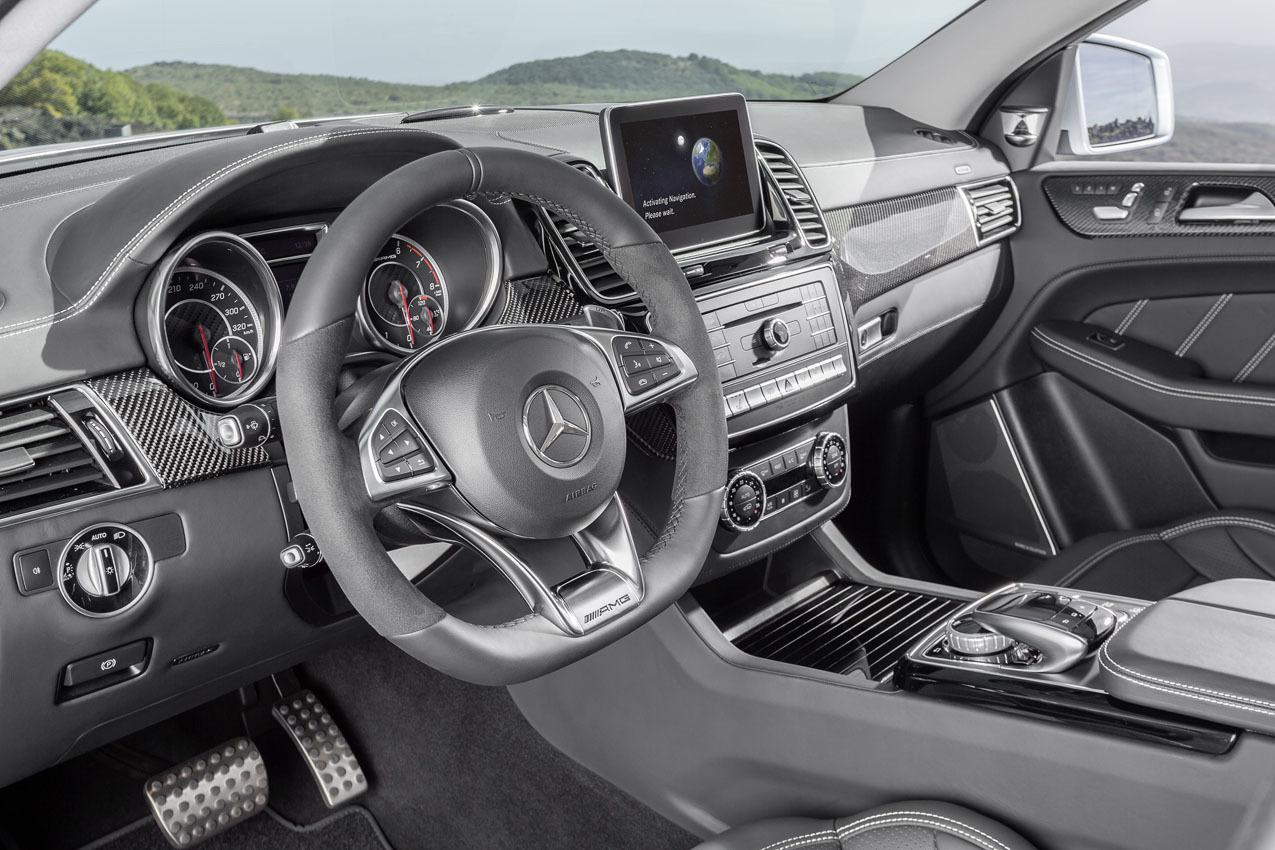 Foto de Mercedes-AMG GLE 63 Coupé (9/9)