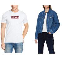Chollos en tallas sueltas de abrigos, camisetas y vestidos de marcas como Levi's, Napapijri o Desigual en Amazon