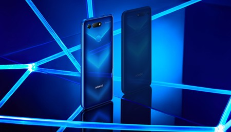 Honor View 20 Oficial 2