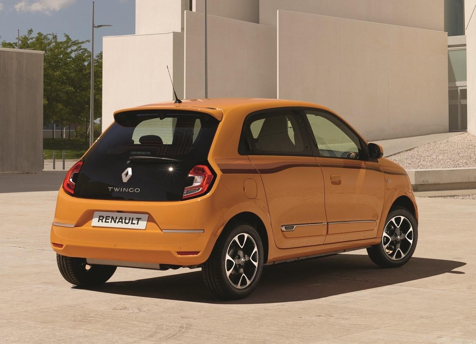 Foto de Renault Twingo 2020 (6/20)