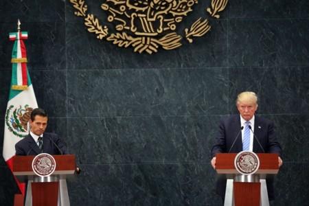 ¿Por qué motivo se reunió Enrique Peña Nieto con Donald Trump?