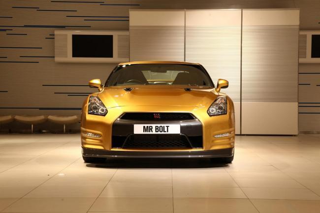 Nissan GT-R Usain Bolt Edition