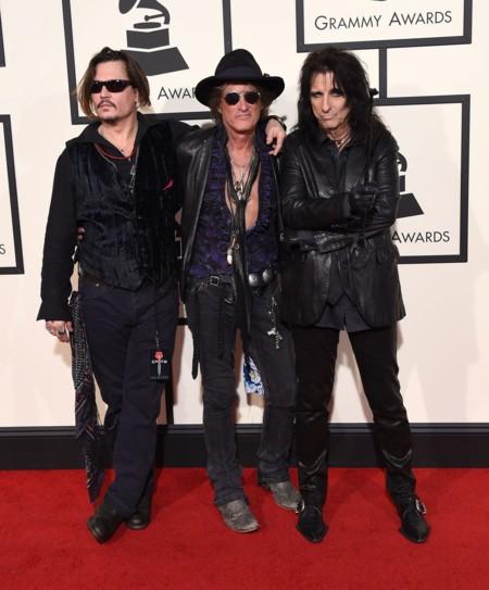 El trío calavera