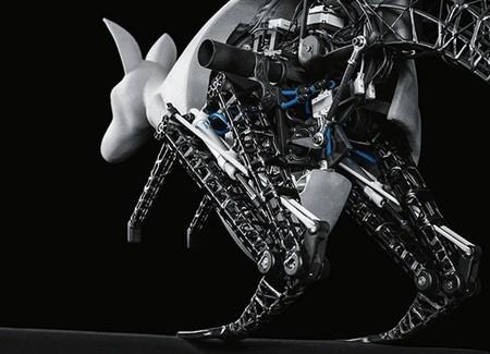 [Vídeo] BionicKangaroo: el robot canguro