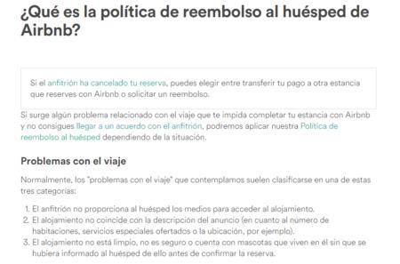 Politica De Reembolso