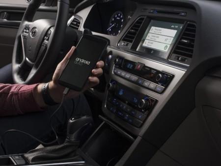 Hyndai Android Auto
